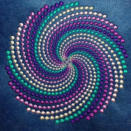 Advanced Embroidery De...M Design Alphabets
