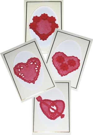 Valentine Greeting Cards image 1
