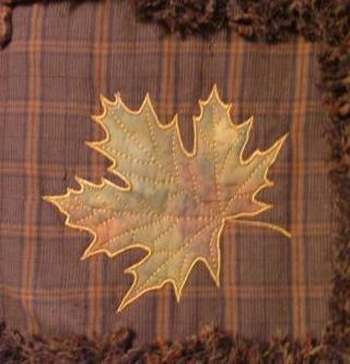 Leaves Applique Set image 5