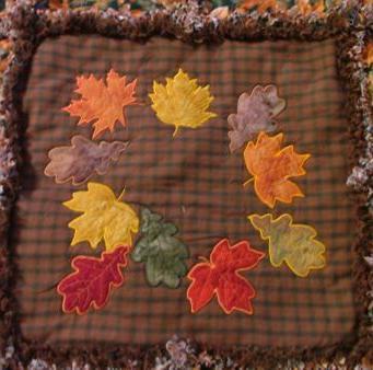 Leaves Applique Set image 1