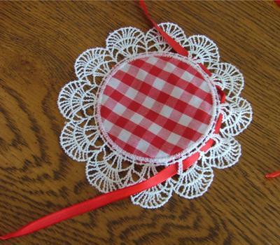 Fsl Crochet Jam Jar Covers In The Hoop Advanced