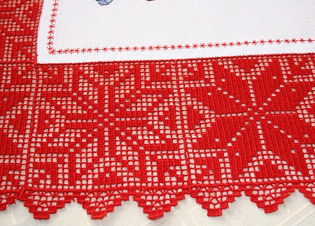 Crochet Style Free Standing Lace Tutorial Advanced Embroidery Designs