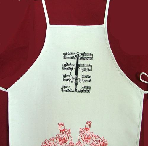 Advanced embroidery designs funny aprons for every