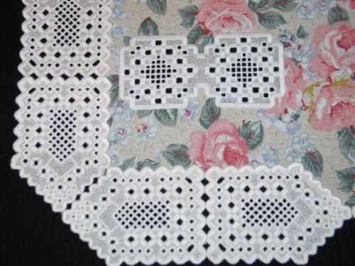 Hardanger Fsl Set Advanced Embroidery Designs