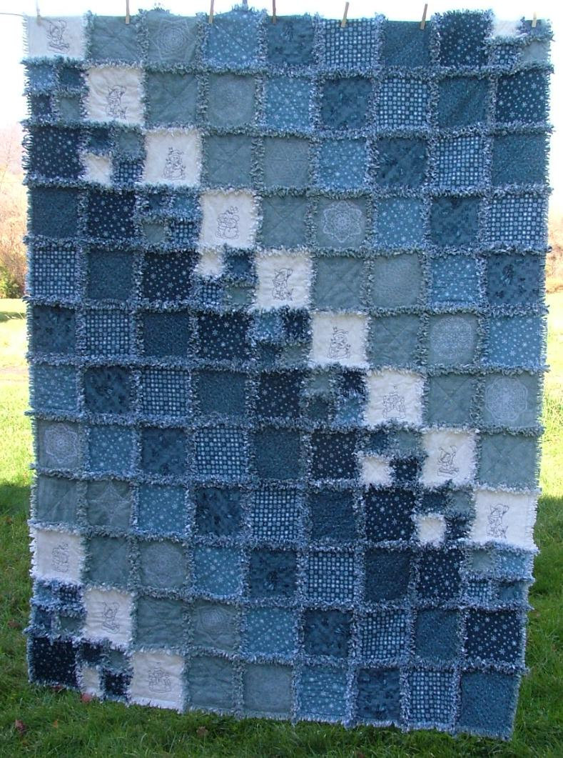 Frayed Edge Flannel Quilts Advanced Embroidery Designs