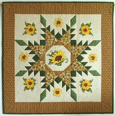 Free Christmas Wall Quilt Patterns - Page 1