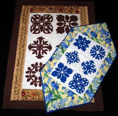 Kwilts N Koa has Hawaiian Quilt, Custom Hawaiian