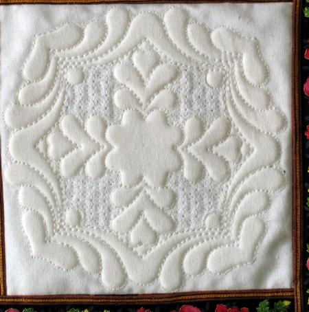 Trapunto Quilt Advanced Embroidery Designs