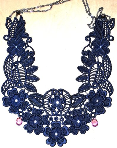 Fsl Necklace Set Advanced Embroidery Designs