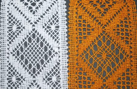Freestanding Bobbin Lace Bookmarks Advanced Embroidery