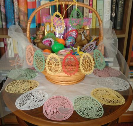 Advanced embroidery designs fsl crochet easter egg set embroidery projects ideas negle Gallery