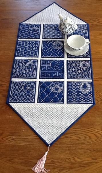 Advanced Embroidery Designs Sashiko Set Ii