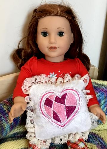 Potpourri Sachet or Doll Cushion
