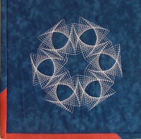 Cross Stitch Patterns - Design - Abstract Geometric Cross Stitch