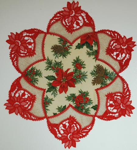 designs for hand embroidery. By hand, join the parts in the