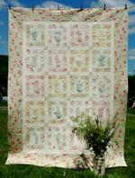 Quilt projects with machine embroidery image 5